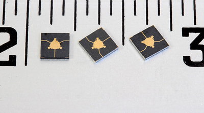 Industrial Product Photography - Thin Film Circuits
