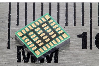 Industrial Product Photography - Photography of small semiconductor product