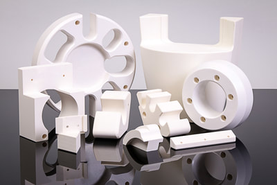 Industrial Product Photography - Molded Plastics